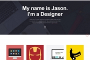 Шаблон JA Jason