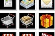 20 иконок для интернет магазина
