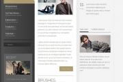 Шаблон S5 Blogazine