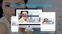 Модуль SJ Scroller for JoomShopping