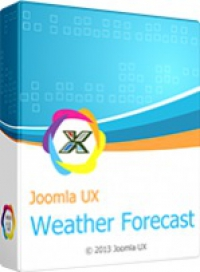 Модуль JUX Weather Forecast