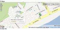 Плагин Google Maps